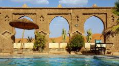 Merzouga - L'Auberge du Sud - piscine