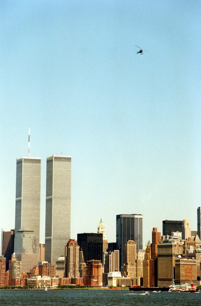 New-York, World Trade Center