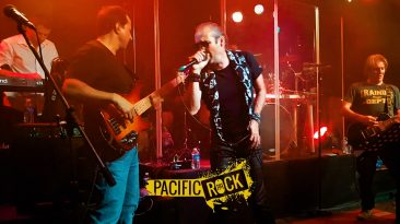 pacific rock